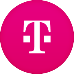 256x256px size png icon of t mobile