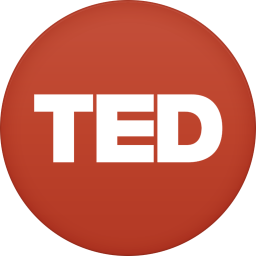 256x256px size png icon of ted