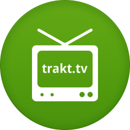 256x256px size png icon of trakt tv