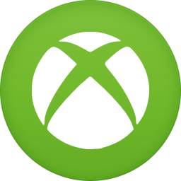 256x256px size png icon of xbox