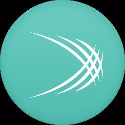 256x256px size png icon of SwiftKey