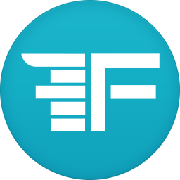 256x256px size png icon of finovate