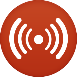 256x256px size png icon of hotspot