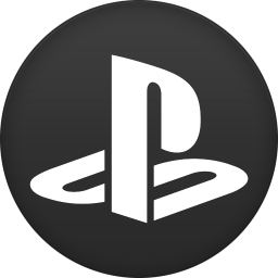 256x256px size png icon of playstation