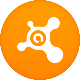 256x256px size png icon of avast