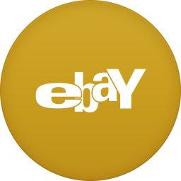 256x256px size png icon of ebay