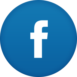 256x256px size png icon of fb