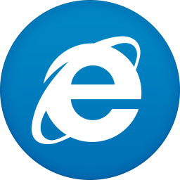 256x256px size png icon of ie