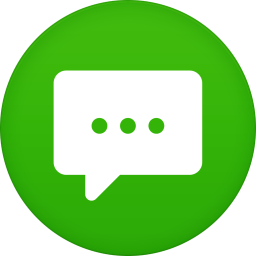 256x256px size png icon of messages