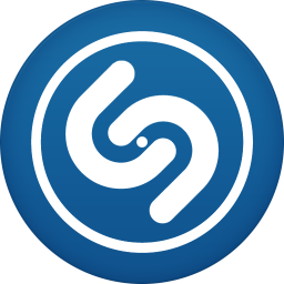 256x256px size png icon of shazam