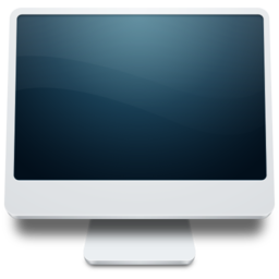 256x256px size png icon of My Computer