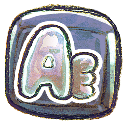 256x256px size png icon of G12 Adobe AfterEffect 2