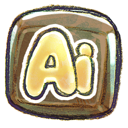 256x256px size png icon of G12 Adobe Illustrator 2