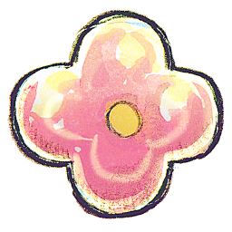256x256px size png icon of G12 Flower 2