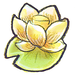256x256px size png icon of G12 Flower Lotus