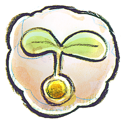 256x256px size png icon of G12 Flower Seed