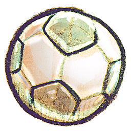 256x256px size png icon of G12 Football