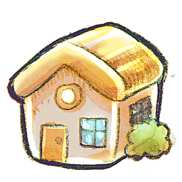 256x256px size png icon of G12 Places Home