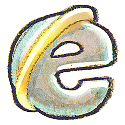 256x256px size png icon of G12 Web IE