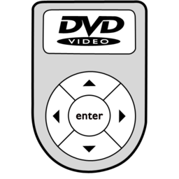 256x256px size png icon of Dvdplayer