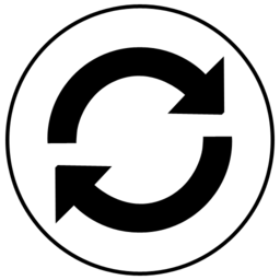 256x256px size png icon of isync