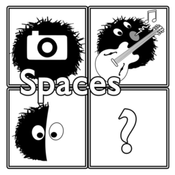 256x256px size png icon of spaces