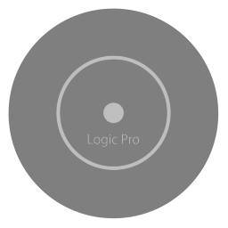 256x256px size png icon of Logic Pro