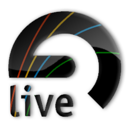 256x256px size png icon of App Live