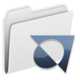 256x256px size png icon of Folder Nuendo