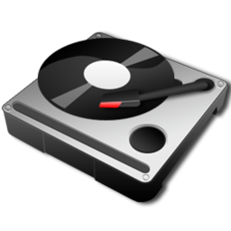 256x256px size png icon of Hard Turntable