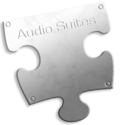 256x256px size png icon of Plugins Audio Suites