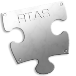256x256px size png icon of Plugins RTAS