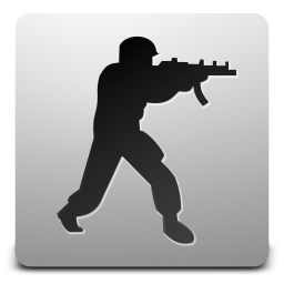256x256px size png icon of Apps counter strike