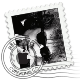 256x256px size png icon of Bob Dylan Mail