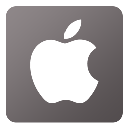 256x256px size png icon of Apple Store