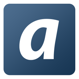 256x256px size png icon of Askfm
