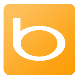 256x256px size png icon of Bing