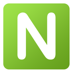 256x256px size png icon of Ning