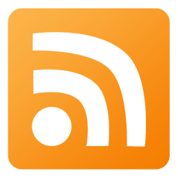 256x256px size png icon of Rss