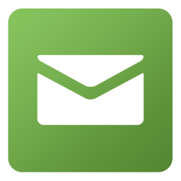 256x256px size png icon of email
