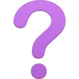 256x256px size png icon of faq