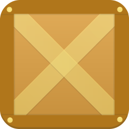 256x256px size png icon of packing