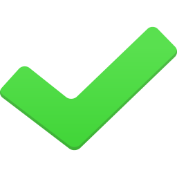 256x256px size png icon of success
