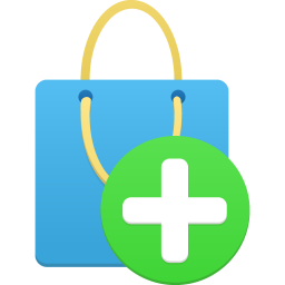 256x256px size png icon of Add item