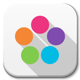 256x256px size png icon of Apps atooma