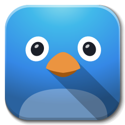 256x256px size png icon of Apps birdie