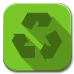 256x256px size png icon of Apps bleachbit