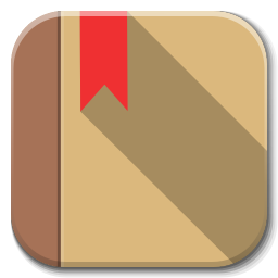 256x256px size png icon of Apps calibre B