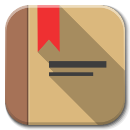 256x256px size png icon of Apps calibre