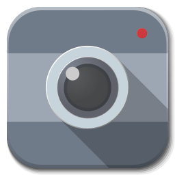 256x256px size png icon of Apps camera